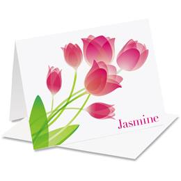 Realistic Personalized Notecards