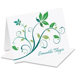 Expressive Personalized Note Cards