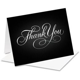 Gratitude Specialty Notecards