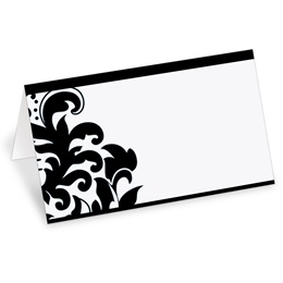 Jardin Folded Place Cards