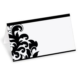 Jardin Folded Place Cards