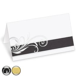 Stylish Specialty Folded Place Cards