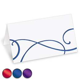 Inspire Specialty Folded Place Cards
