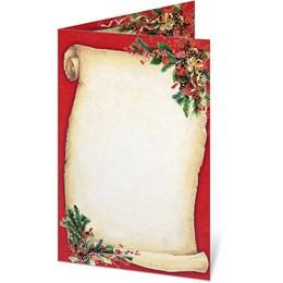Christmas Scroll Programs
