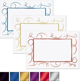 Loops Specialty Reception Cards