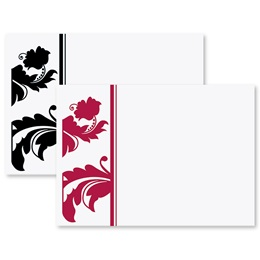 Jardin Reception Cards