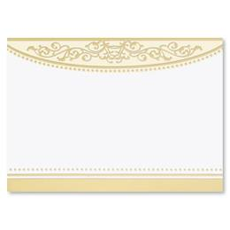 Grand Specialty Lux Reception Card