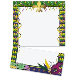 Mardi Gras Affair LetterTop Certificates
