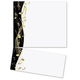 Golden Tunes LetterTop Certificates