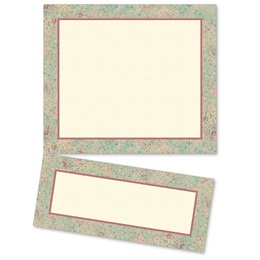 French patina LetterTop Certificates