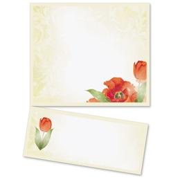 Tulip Romance LetterTop Certificates