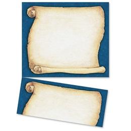 Scroll II LetterTop Certificates
