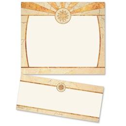 Sunstone LetterTop Certificates