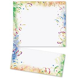 Dancing Ribbons Specialty LetterTop Certificates