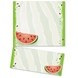 Watermelon Party LetterTop Certificates