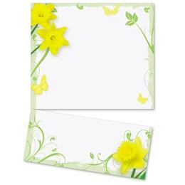 Daffodil Delight LetterTop Certificates