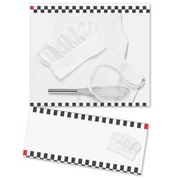 Chef LetterTop Certificates