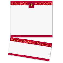 Classic Wish LetterTop Certificates Custom Printed