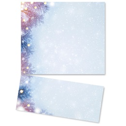 Frosty Winter LetterTop Certificate