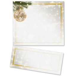 Golden Glitz LetterTop Certificates