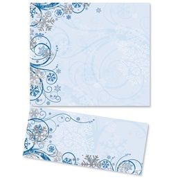 Winter Waltz Specialty LetterTop Certificates