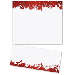 Red Gala LetterTop Certificates