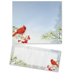 Forest Cardinal LetterTop Certificates