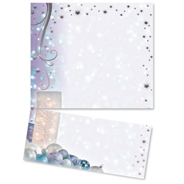 Frosted Votive Specialty LetterTop Certificates