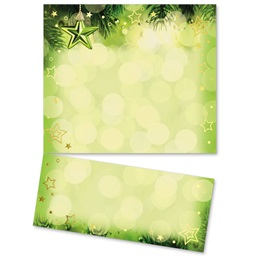 Holiday Peridot Specialty LetterTop Certificates