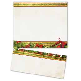 Festive Flair LetterTop Certificates