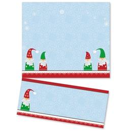 Snowy Santa LetterTop Certificates