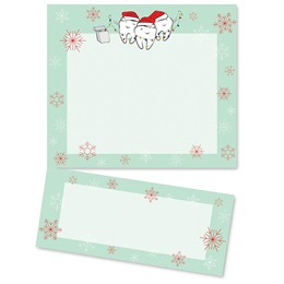 Caroling Teeth LetterTop Certificates