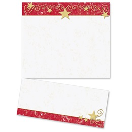 Gilded Stars LetterTop Certificates