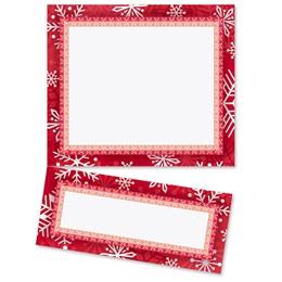 Snowflake Delight LetterTop Certificates