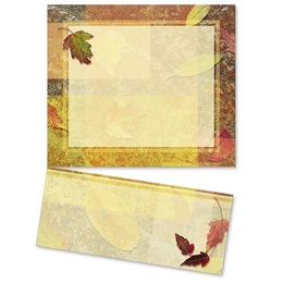 Harvest Hues LetterTop Certificates
