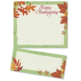 Thankful Season LetterTop Certificates