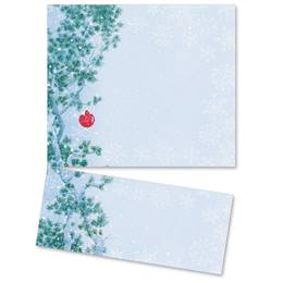 Winter Branches LetterTop Certificates