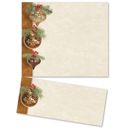 Holiday Brilliance LetterTop Certificates