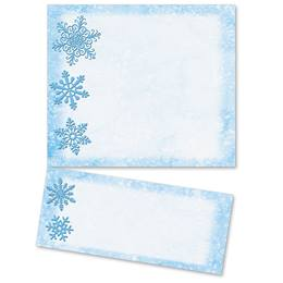 Frilly Frost LetterTop Certificates