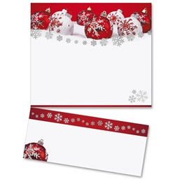Snowflake Wishes Specialty LetterTop Certificates