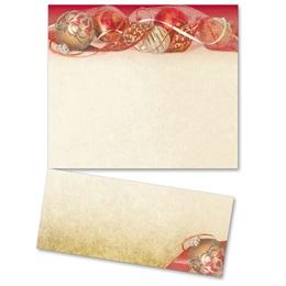 Ruby Shimmer LetterTop Certificates