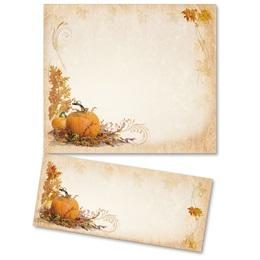 Splendid Autumn LetterTop Certificates