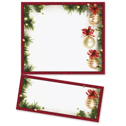Christmas Twilight LetterTop Certificates