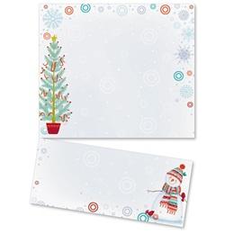 Snowman Delight LetterTop Certificates