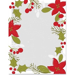 Wintery Mix Border Papers