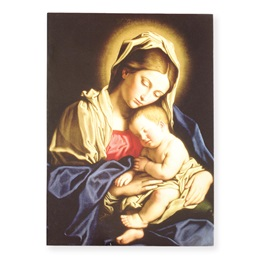 Madonna and Child at Rest Boxed Holiday Greeting Cards