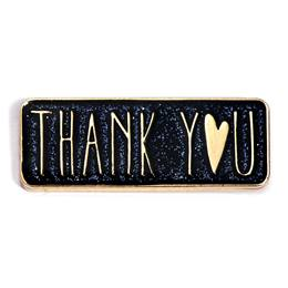 Thank You Lapel Pin