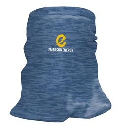 Blue Camo Multi-Function Bandana