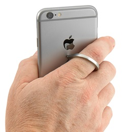 Aluminum Phone Ring/Stand
