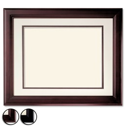 Deluxe Double-Matted Certificate Frames